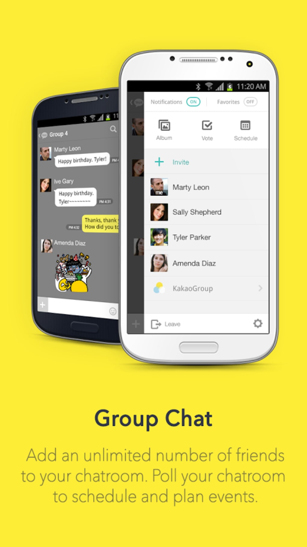 download kakaotalk for samsung galaxy s2