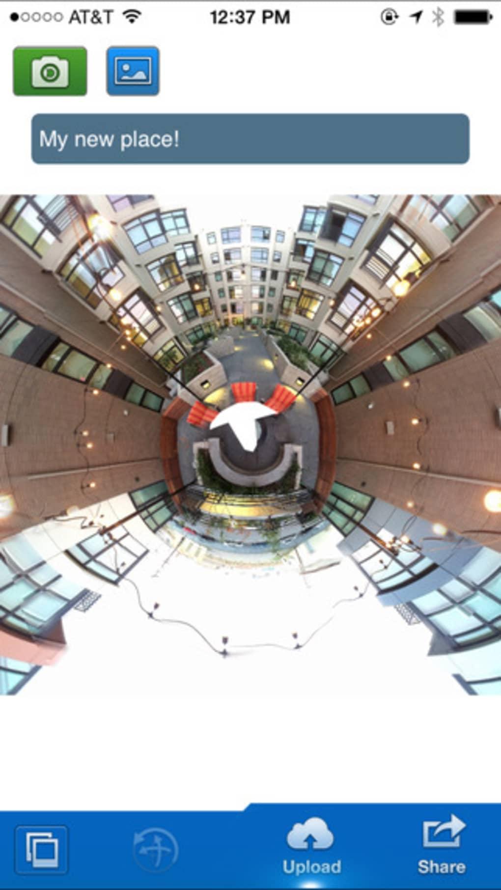 360 Panorama For IPhone