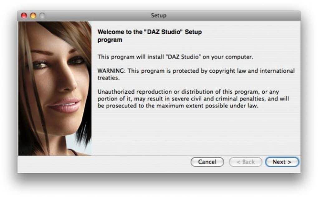 Daz Studio App