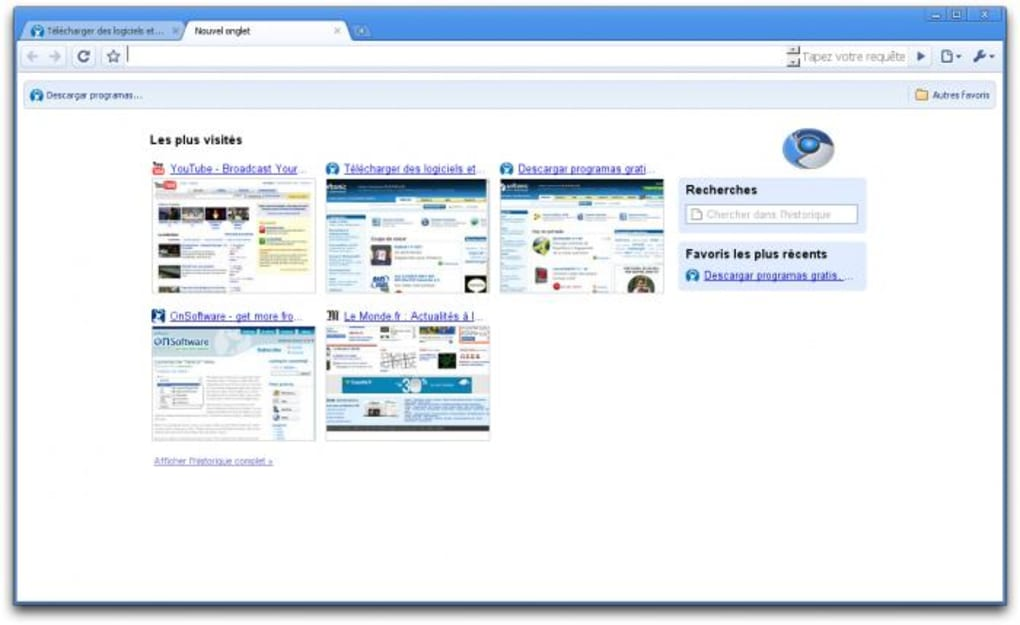 Google Chrome téléchargement gratuit 2011 mac