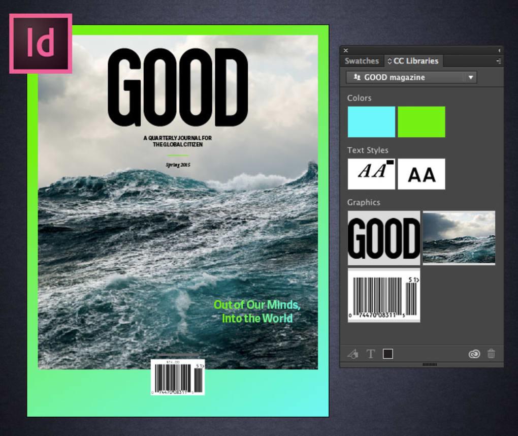 Adobe InDesign para Mac - Descargar