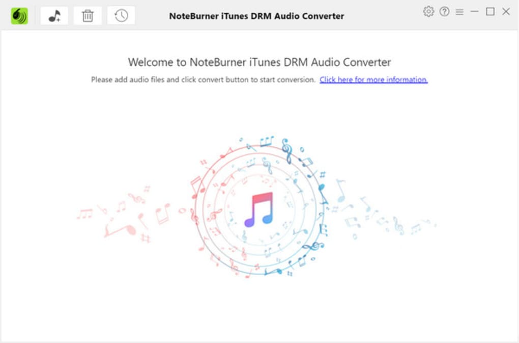 NoteBurner iTunes DRM Audio Converter - Download