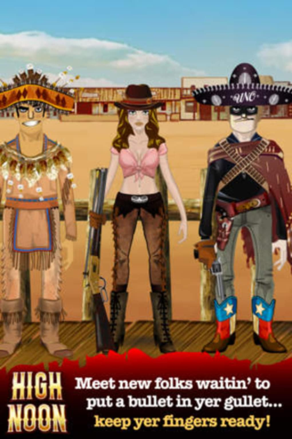 high noon 2 apk