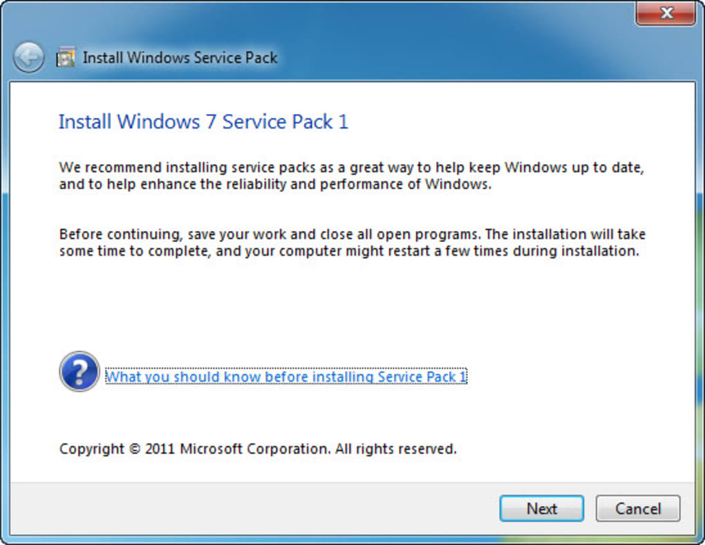 windows 7 update standalone installer