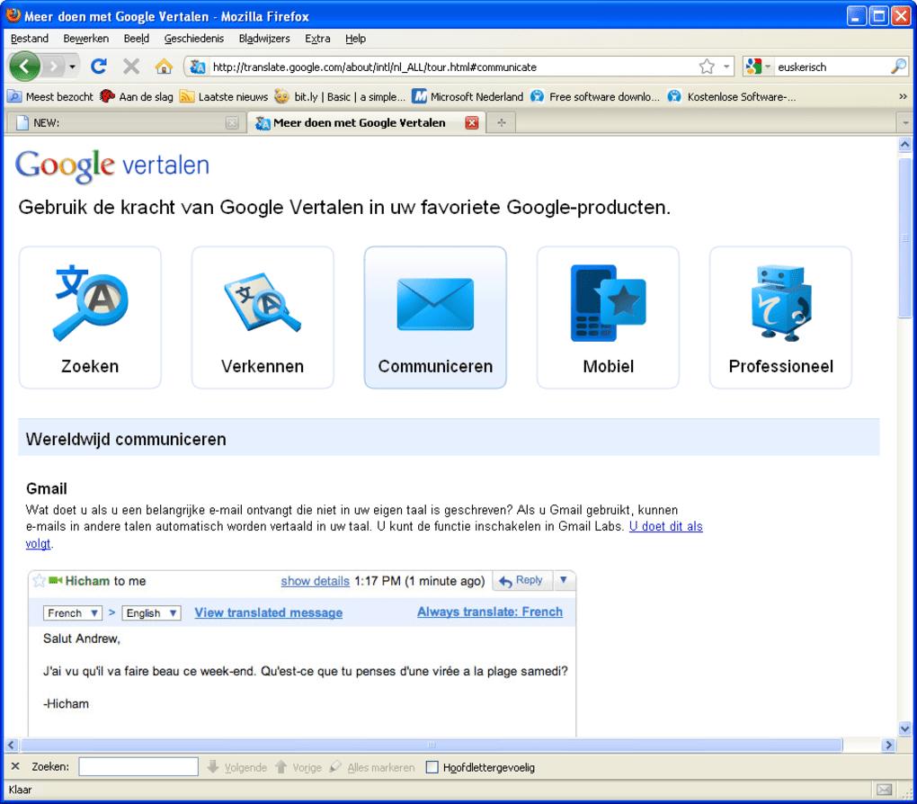 Google Traslator
