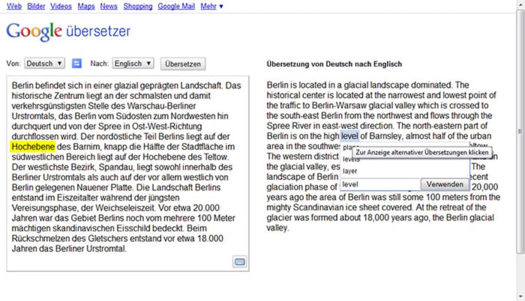 google übersetzer polnisch zu deutsch
