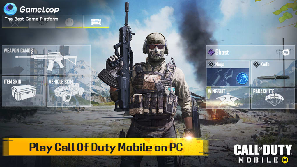 Call Of Duty Mobile For Pc Download