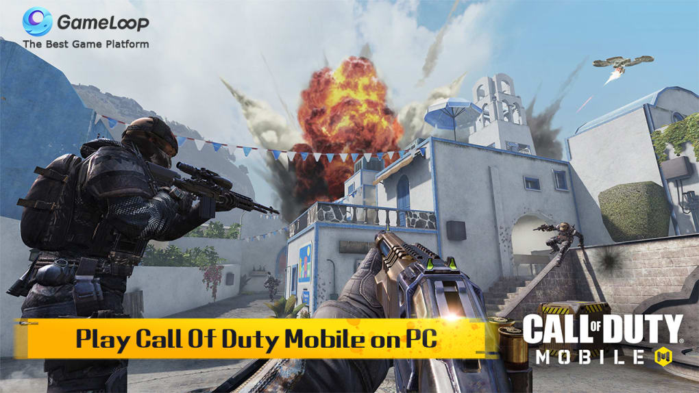 Call Of Duty Mobile For Pc Descargar