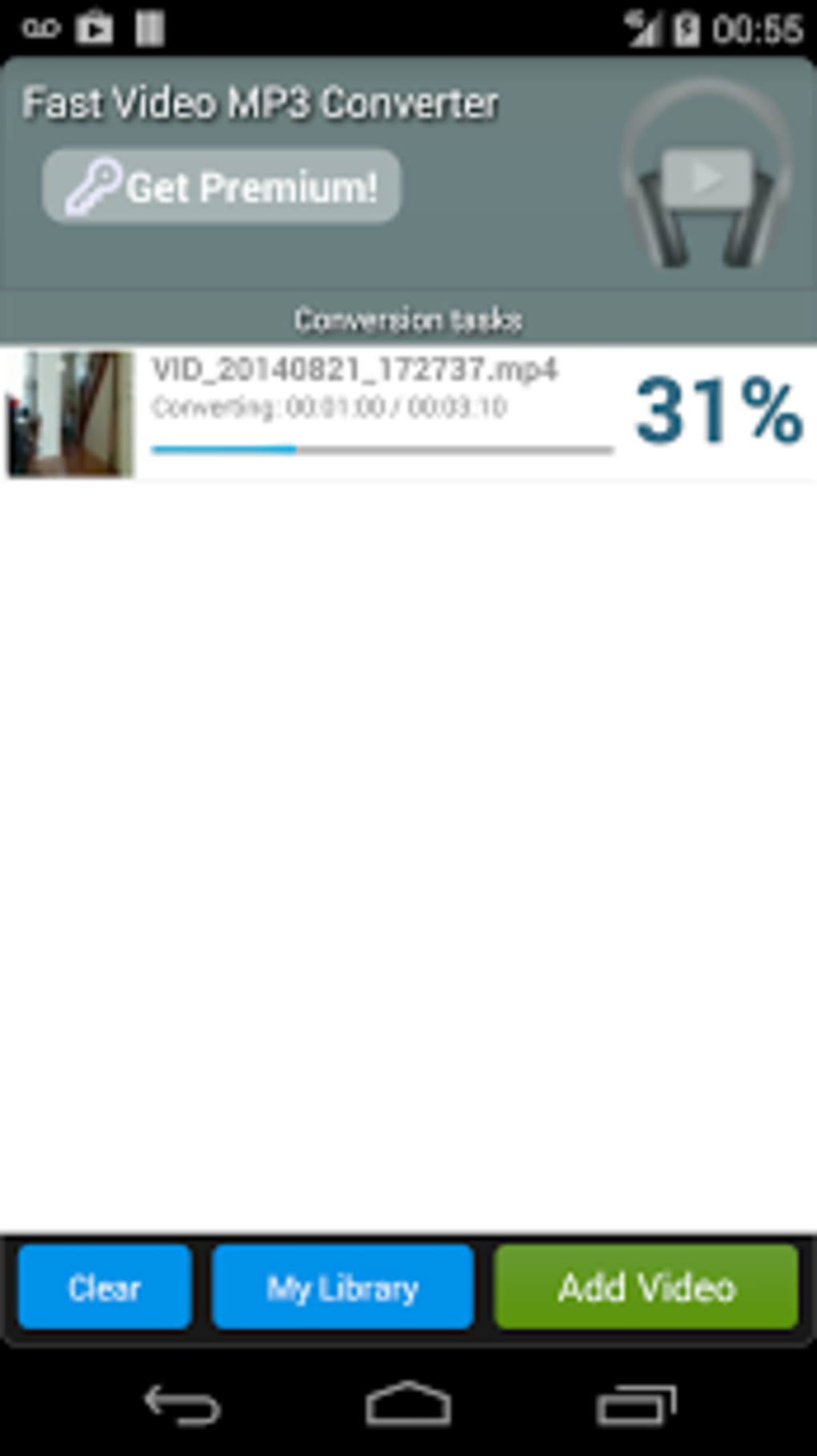 Fast MP3 Video Converter APK for Android - Download