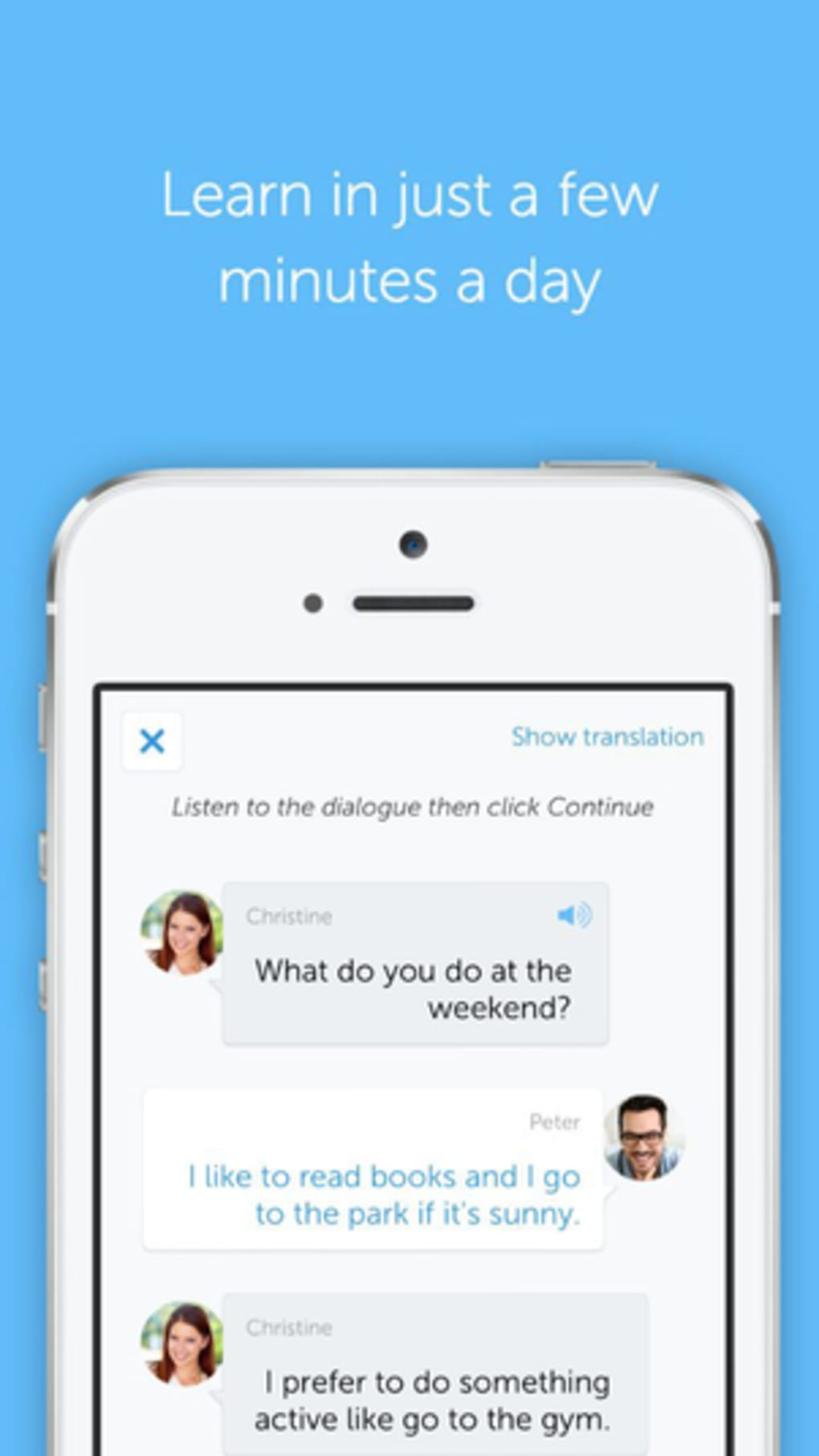 busuu: Learn Languages for Free for iPhone - Download