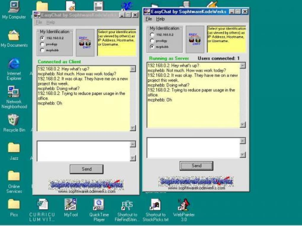 chat program - Hizir kaptanband co