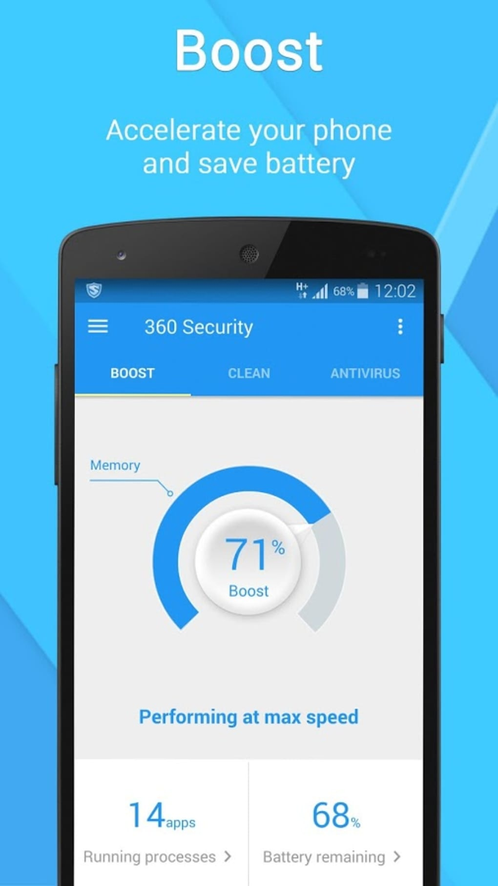 descarga antivirus 360 security gratis