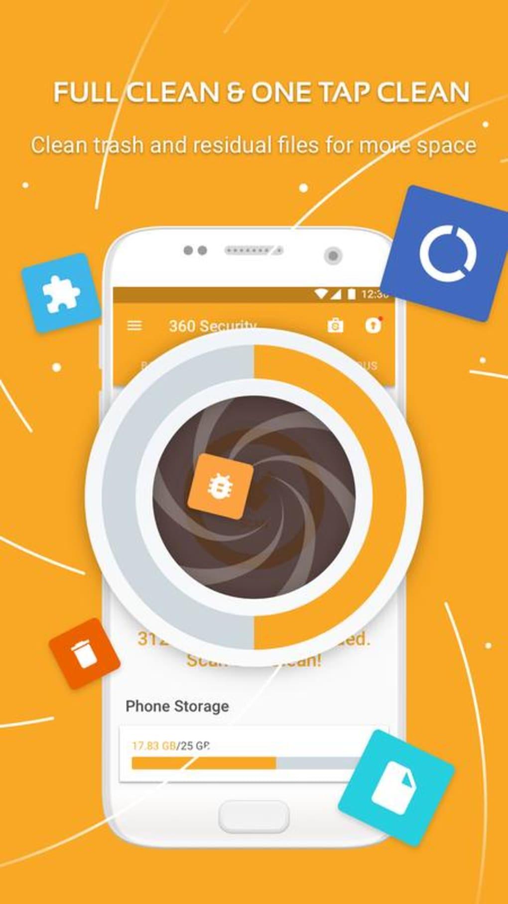 antivirus 360 security gratis android