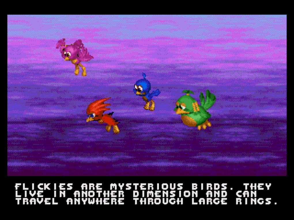 Sonic 3D Blast - Download