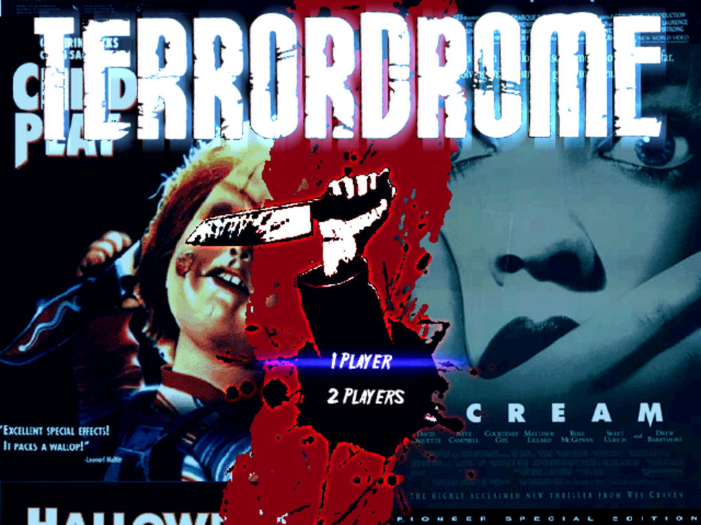 Terrordrome download.