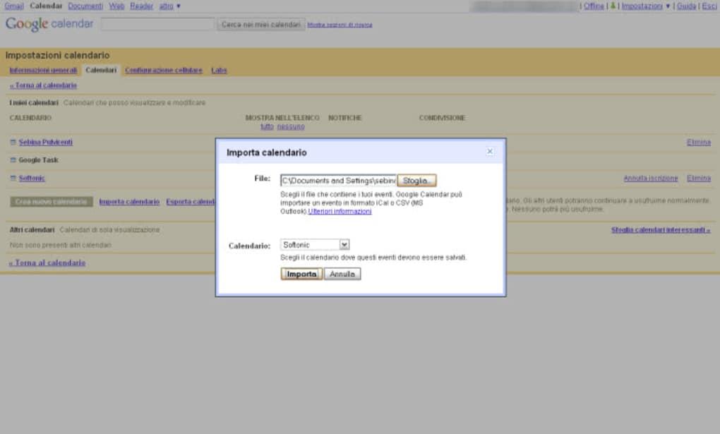 Come Creare Un Calendario Condiviso.Google Calendar Online