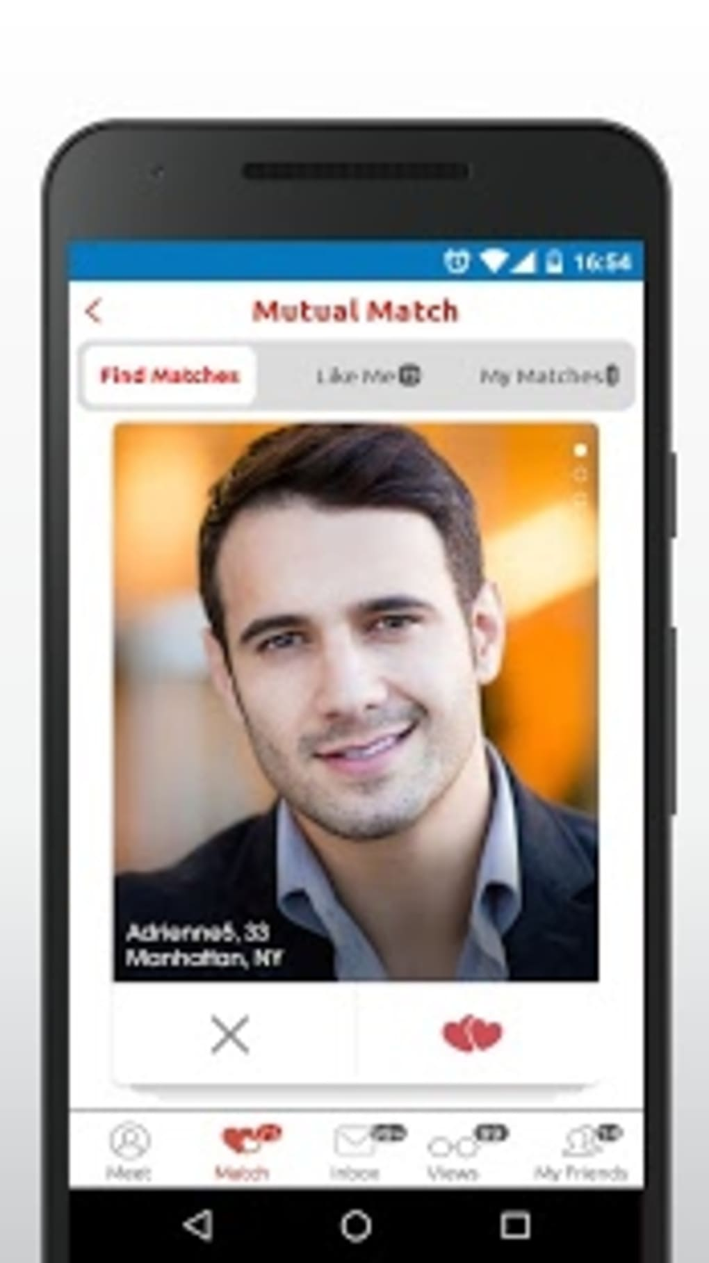 Mingle2: Online Dating & Chat for Android - Download
