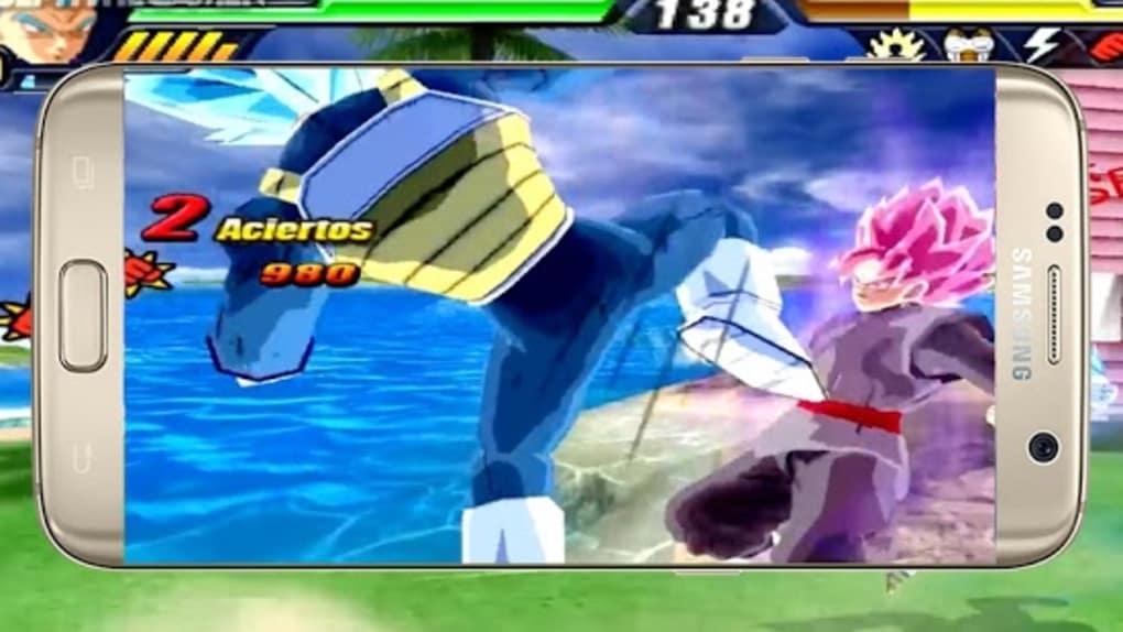 Goku War Tenkaichi Xenoverse 5 for Android - Download