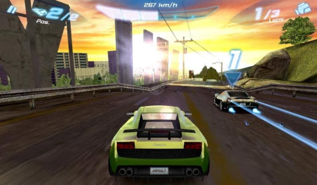 Asphalt 6: Adrenaline for Mac - Download