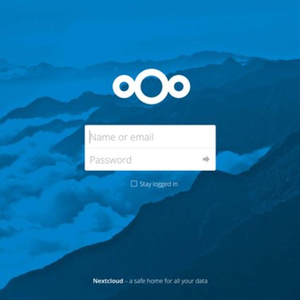 Nextcloud for Mac - Download