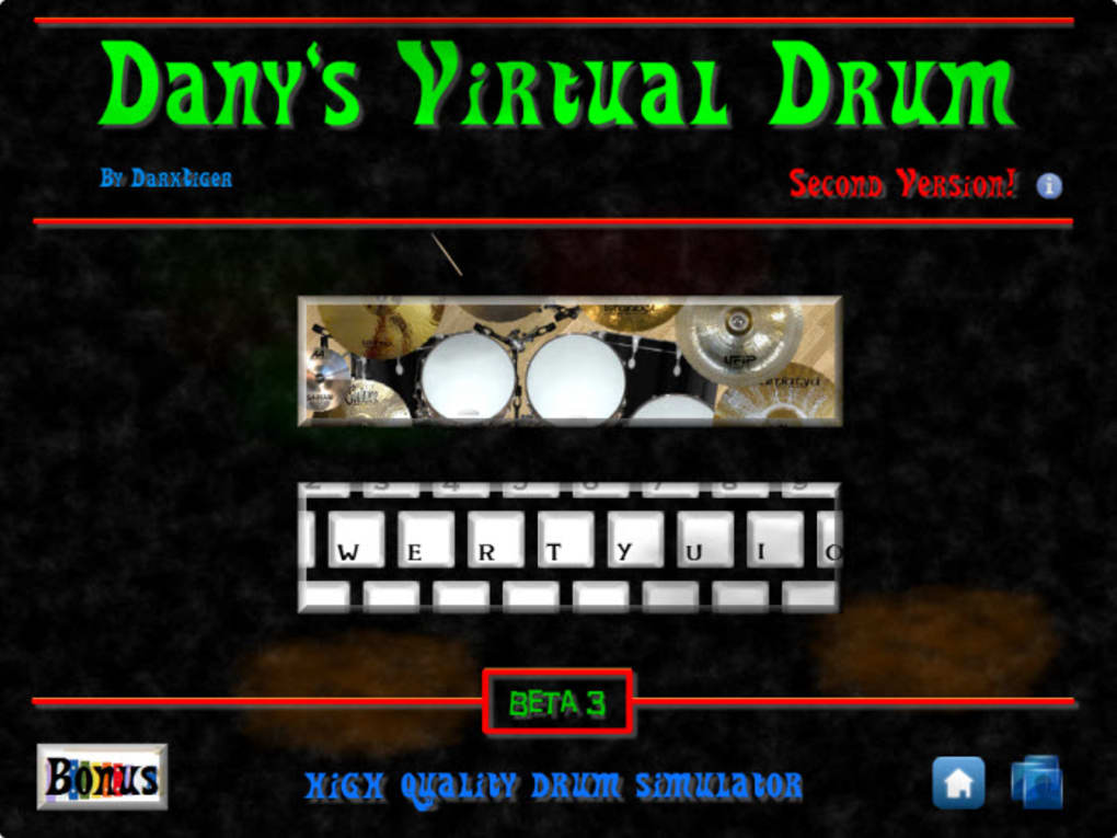DANYS GRATUIT TÉLÉCHARGER VIRTUAL DRUM 2