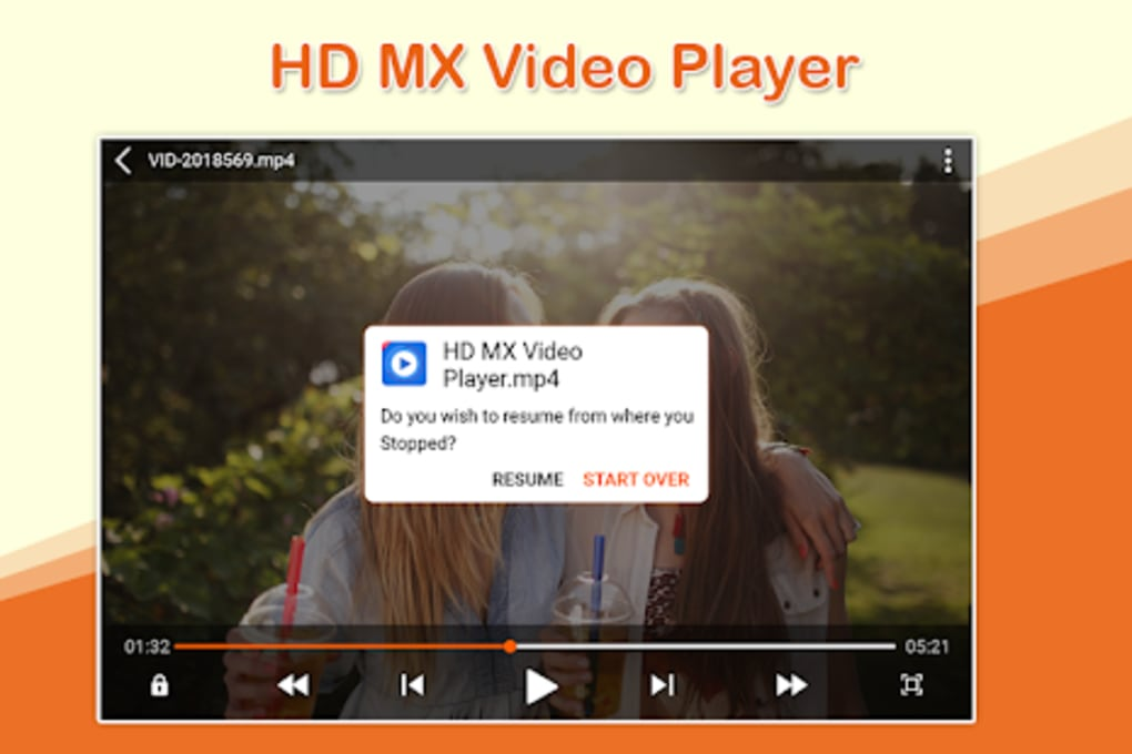 m x video player download