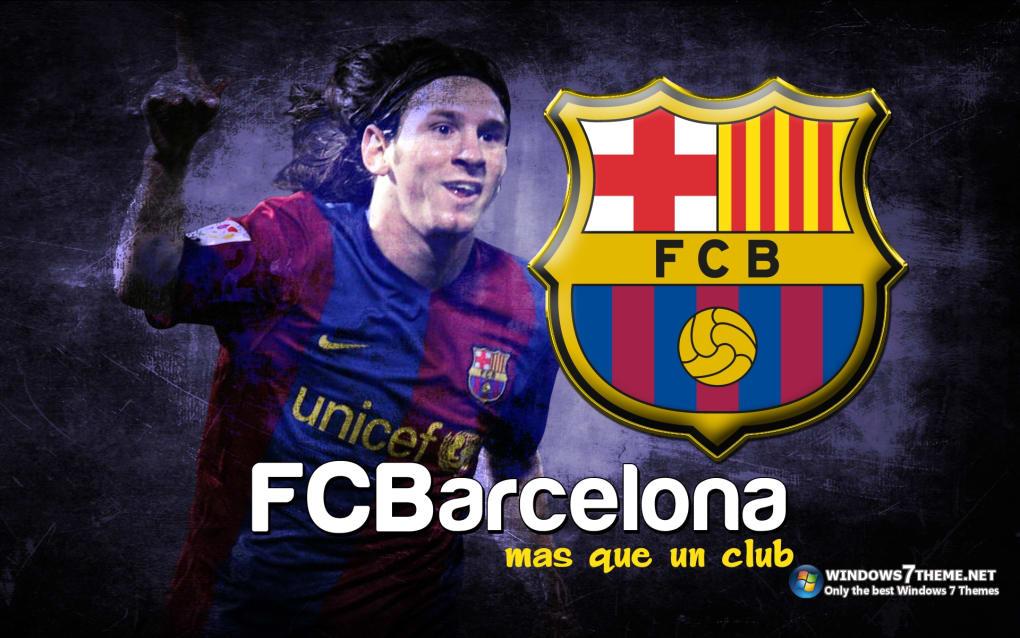 Fc barcelona theme download.