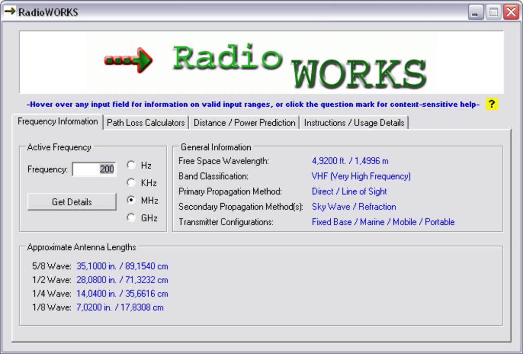 RadioWORKS - Download RadioWORKS
