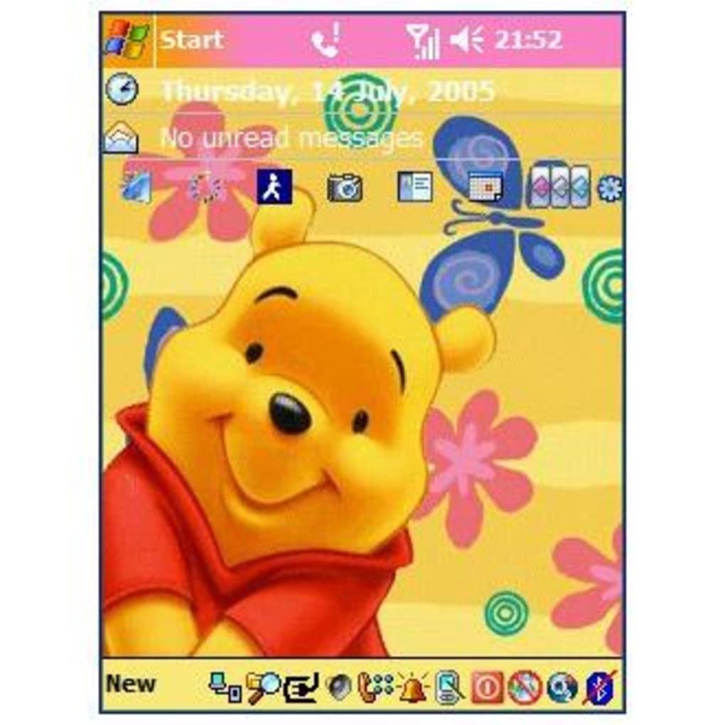 Winnie De Pooh Theme Para Pocket Pc Descargar