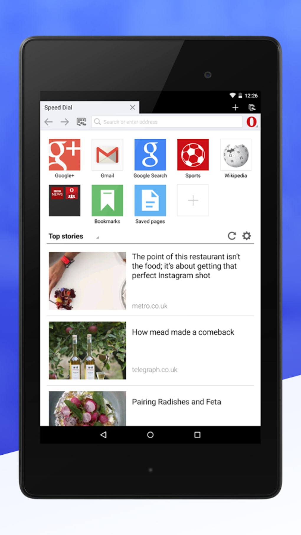 opera mini for android 23 6 free download