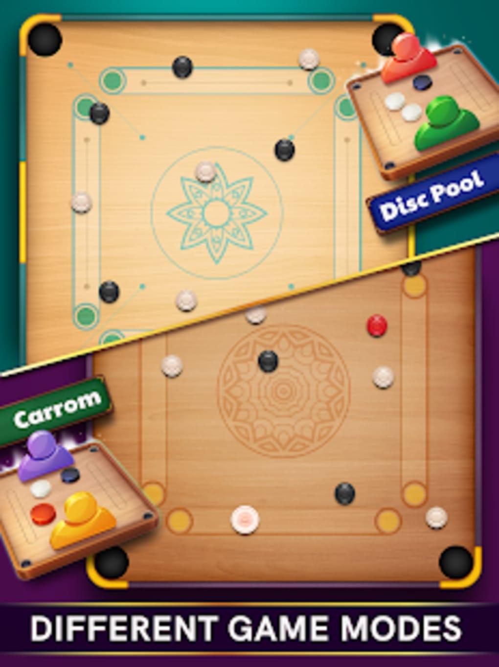 Carrom betting app games