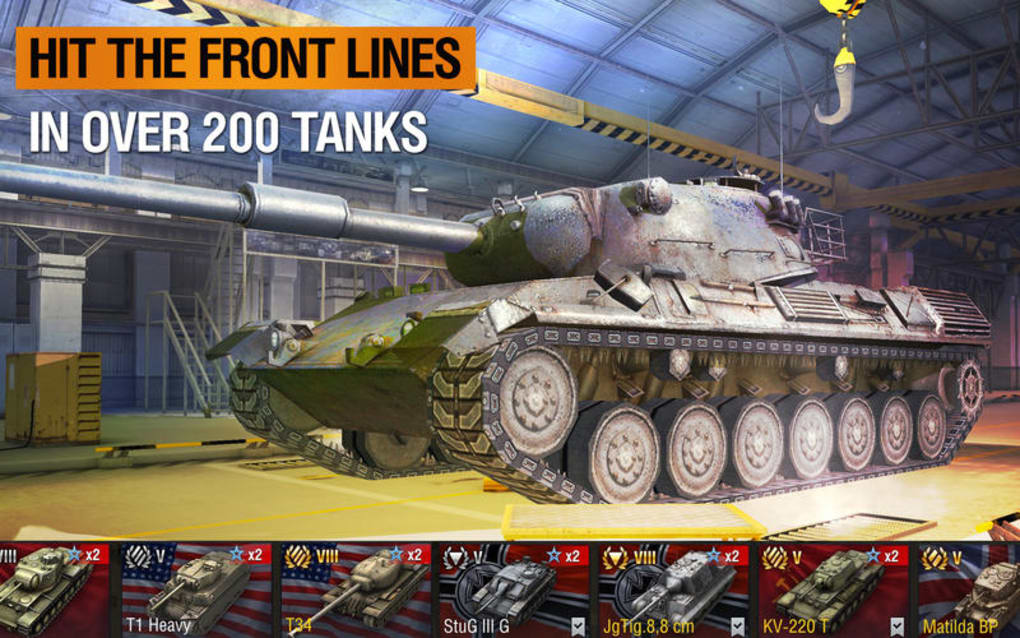 World of Tanks Blitz for Mac - Download