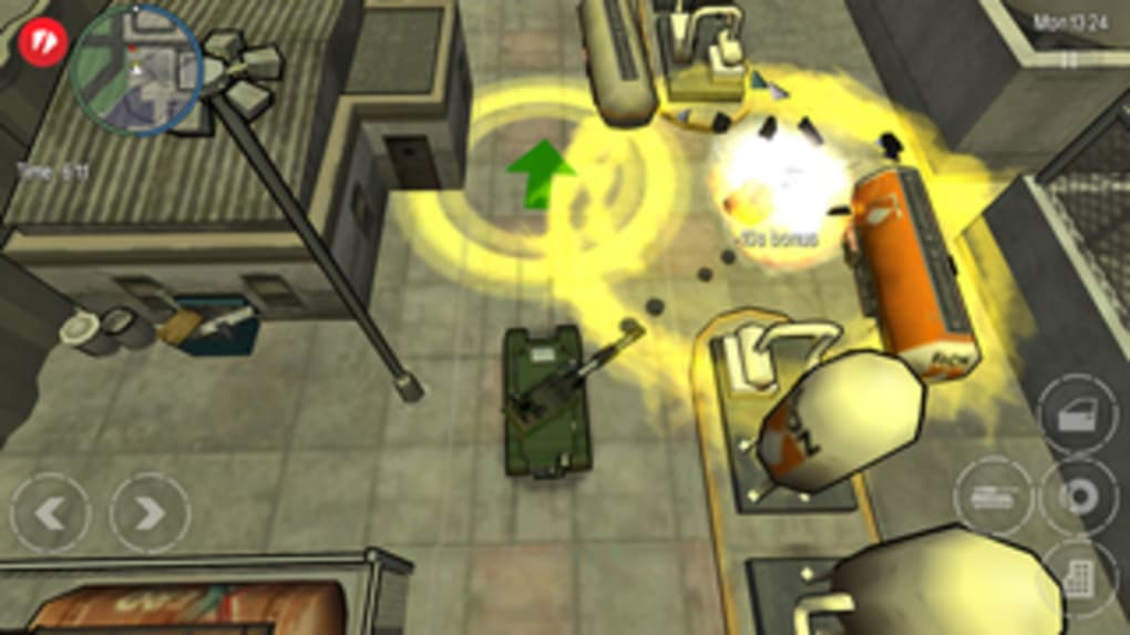 Grand Theft Auto: Chinatown Wars HD for iPhone - Download