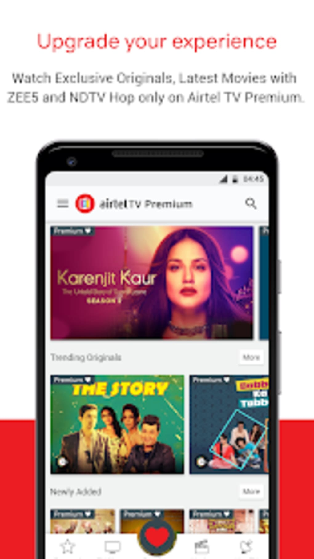 Airtel TV: Movies TV Shows Live Aus v Ind Kumbh for Android - Download