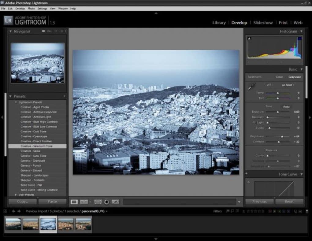 Adobe Photoshop Lightroom - Download