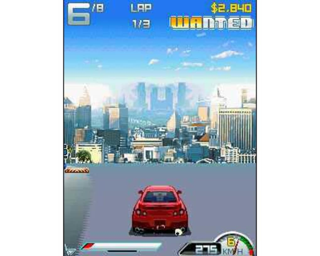Asphalt 8 Java Download 240x320
