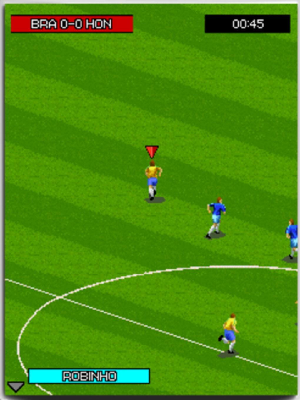 giochi java fifa 2004 t610
