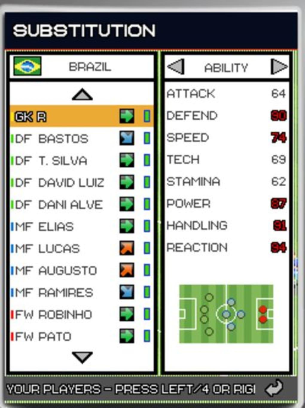 Real Soccer 2012 for Java - Download