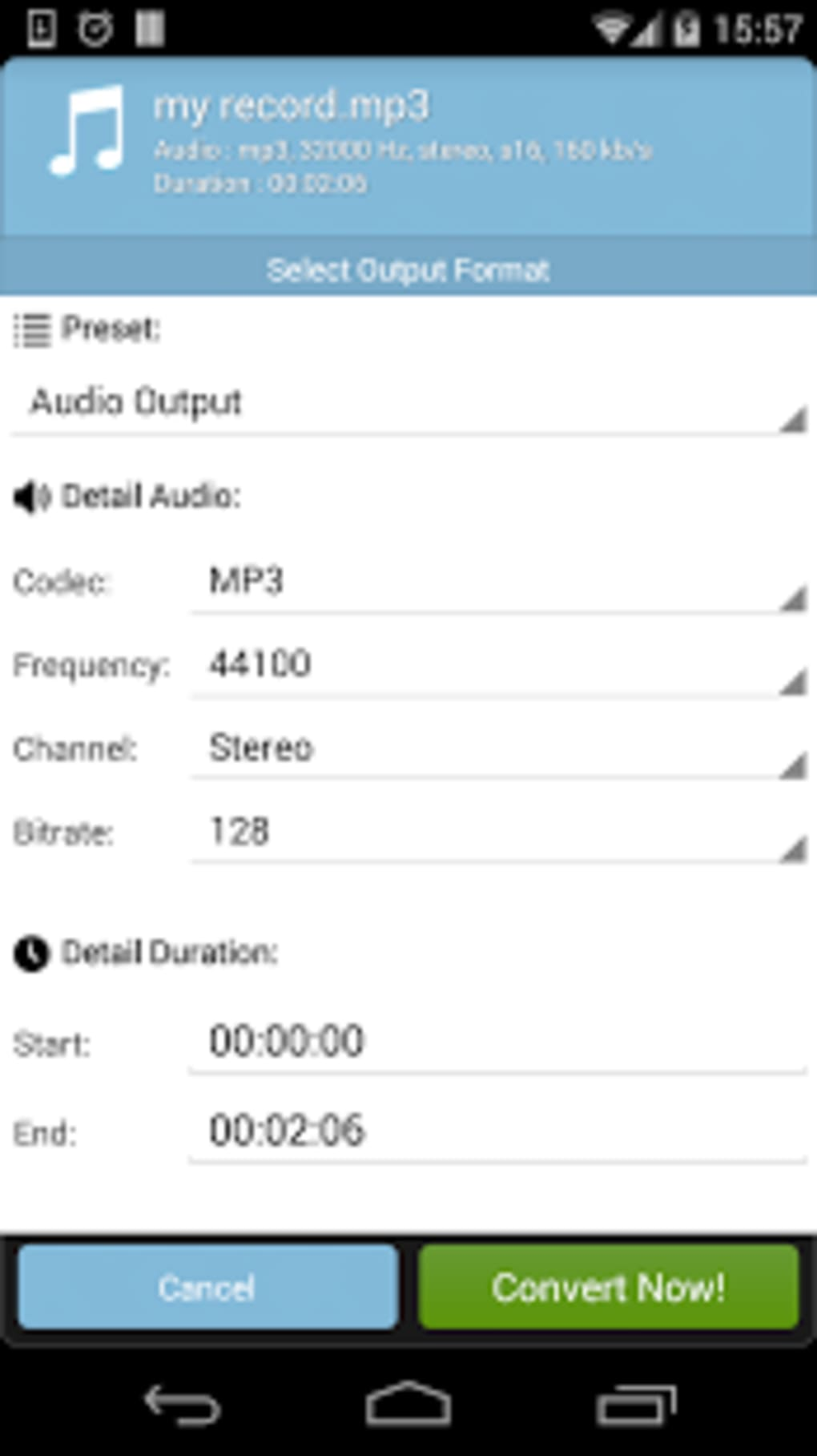 Download Video MP3 Converter latest Android APK
