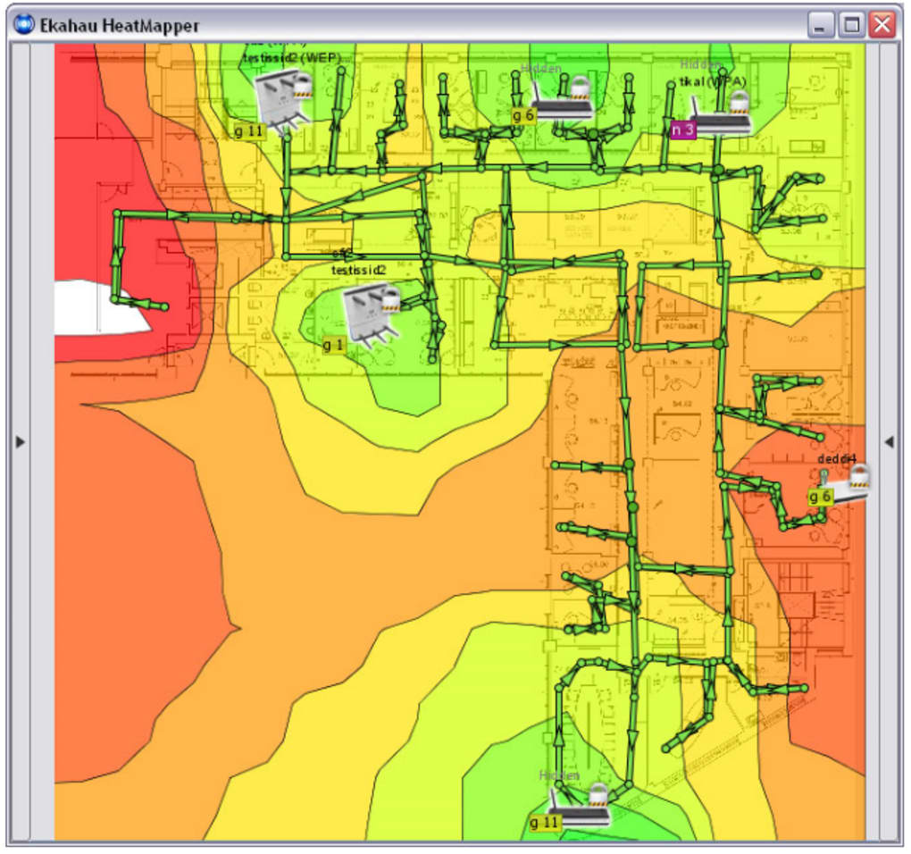 Ekahau Heatmapper Download For Mac