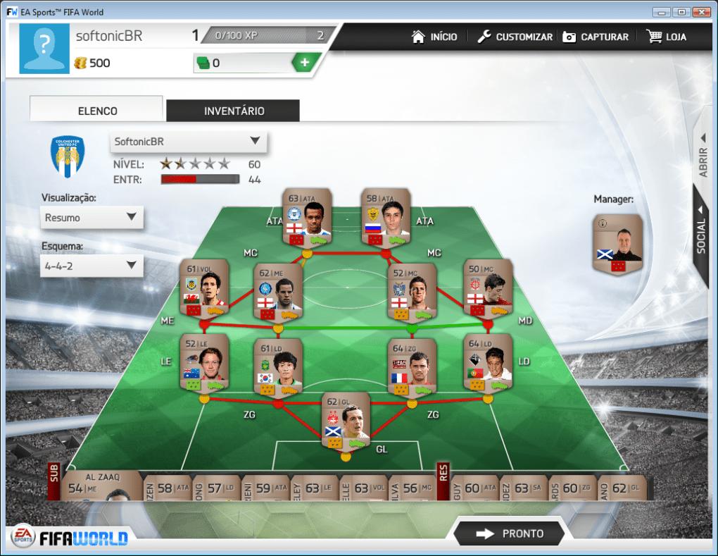 FIFA World - Download
