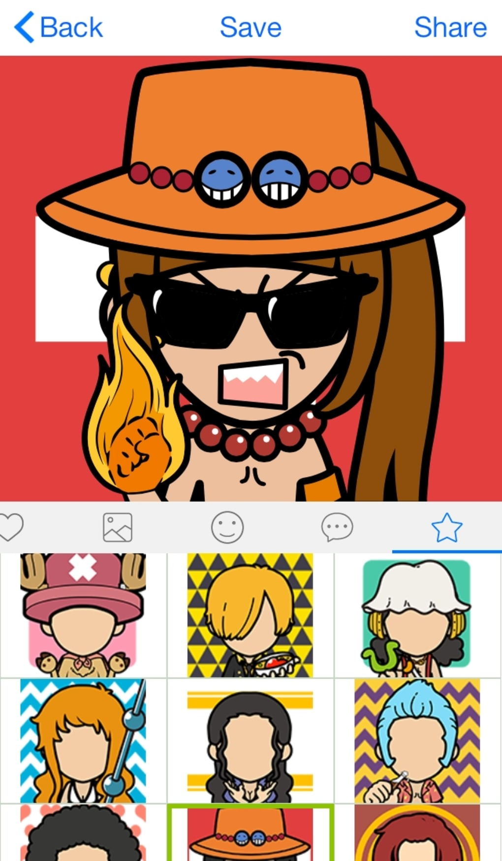 Faceq per iphone download for Crea il tuo avatar arreda le tue stanze