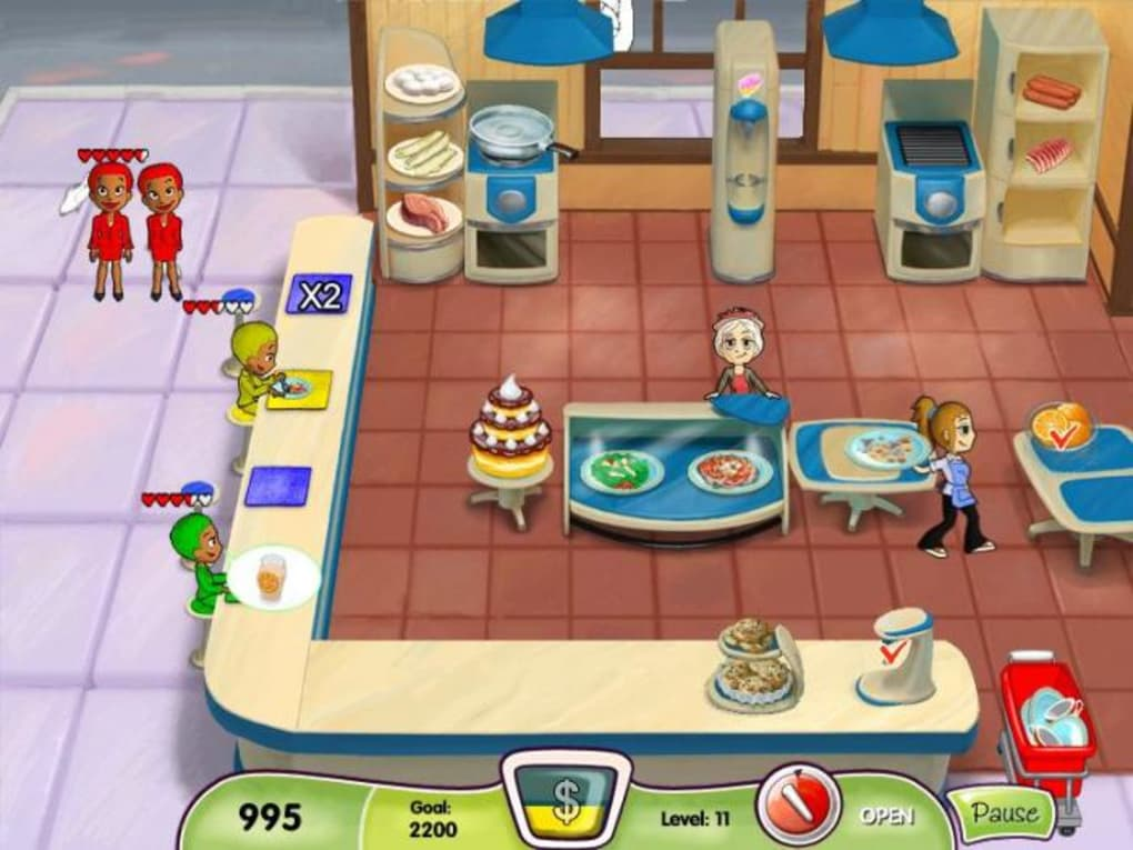 cooking dash free download full version for mac