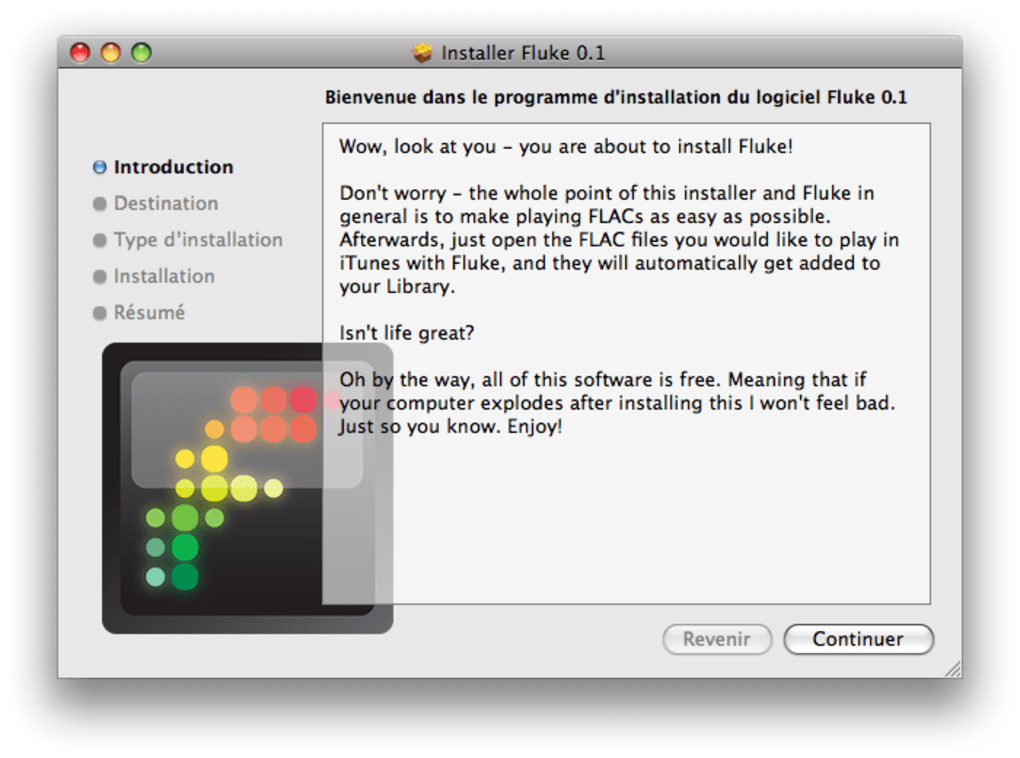 Fluke 0.2.5b Multimedia mac os ma