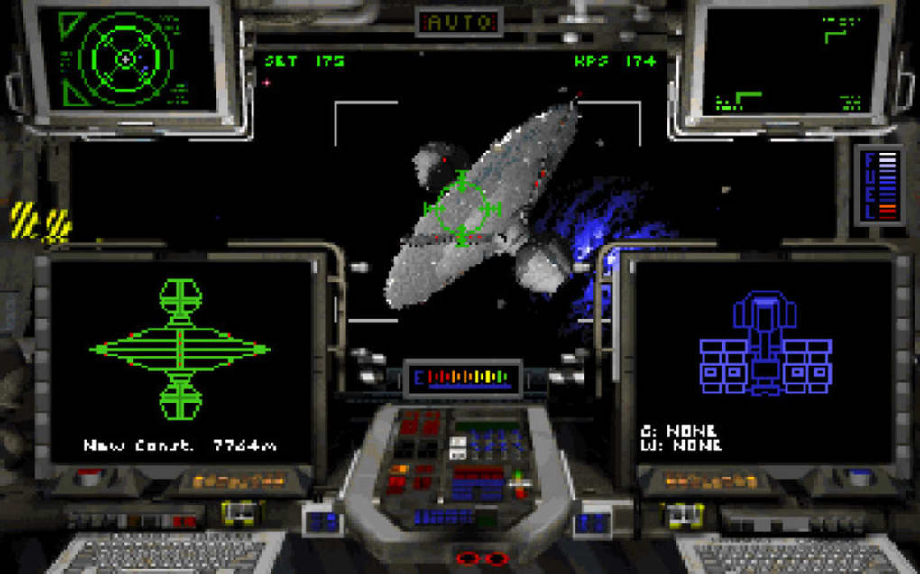 wing commander privateer controls