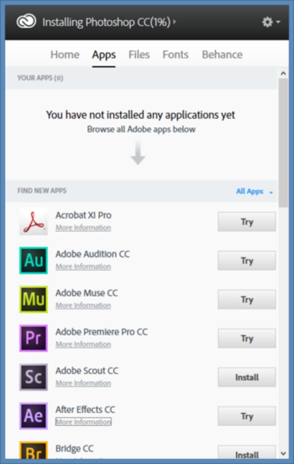 Adobe Creative Suite Download Mac