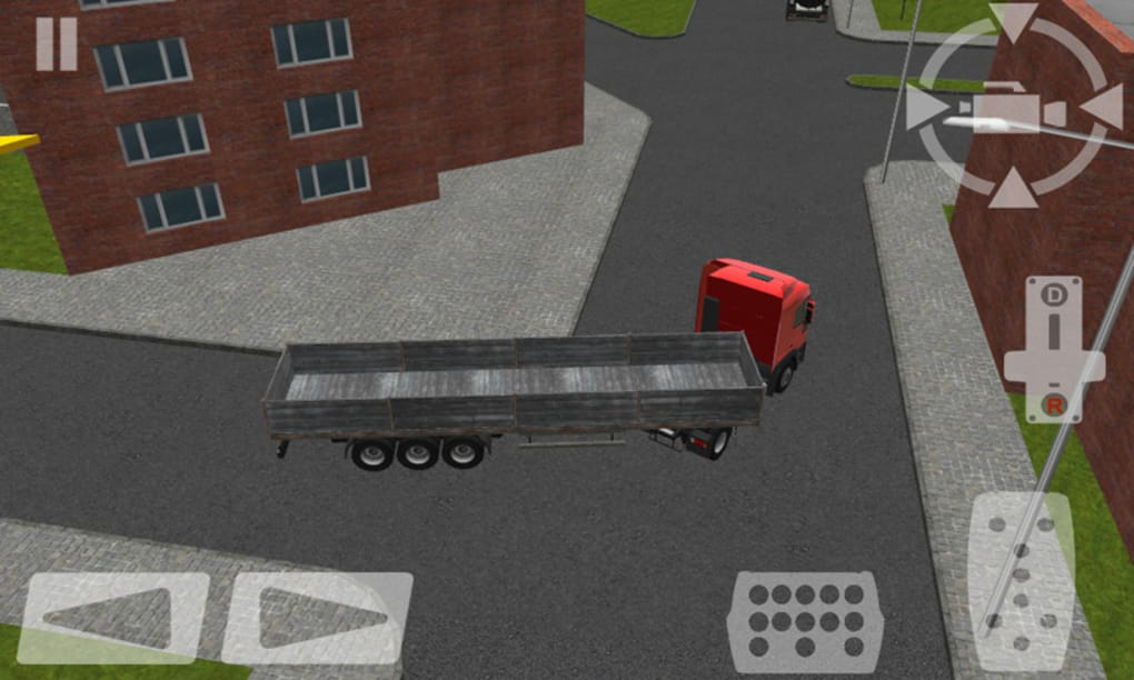 Semi Driver: Trailer Parking 3D for Android - Download