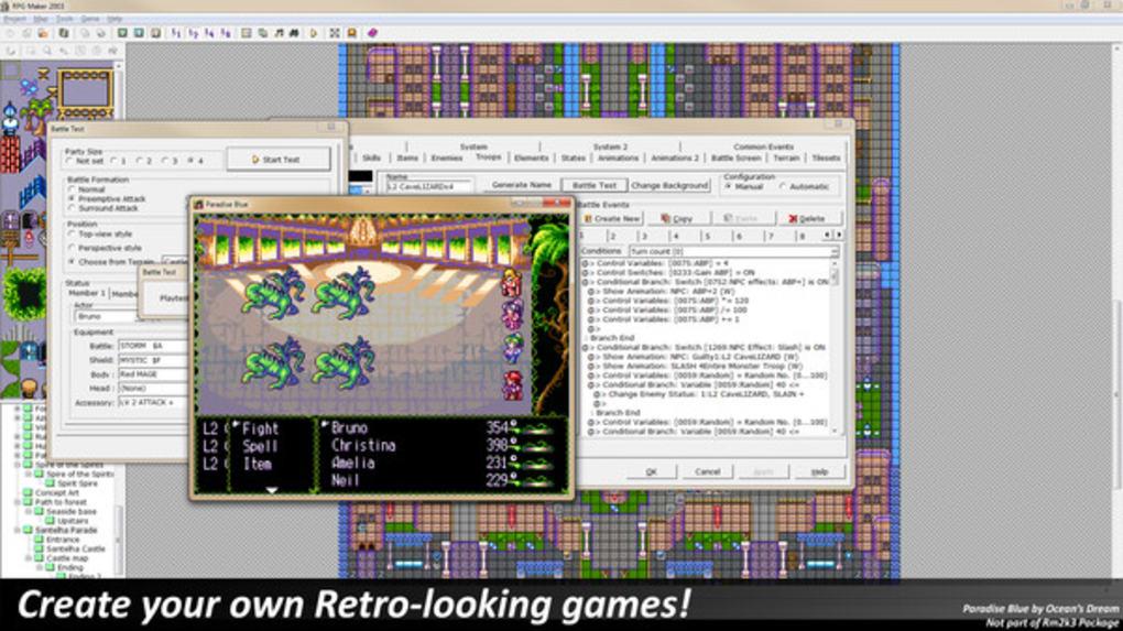RPG Maker 2003 - Download