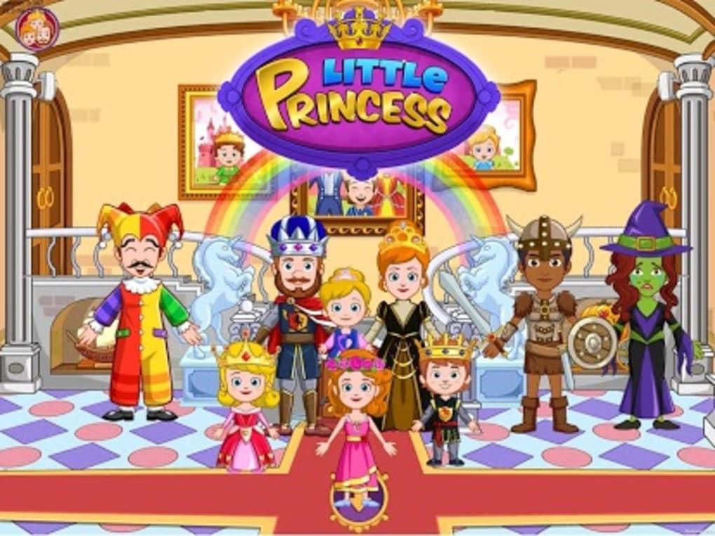 My Little Princess  Castle