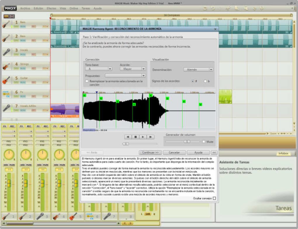 Download magix music maker hip-hop edition free — networkice. Com.
